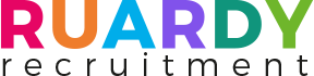 Ruardy Recruitment footer logo